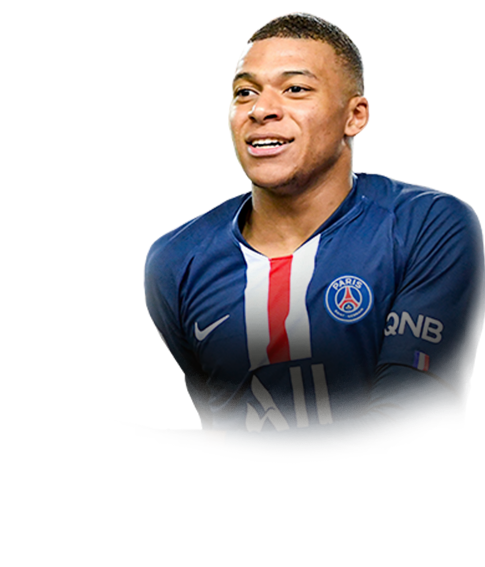 MBAPPÉ FIFA 20 Team of the Week Gold