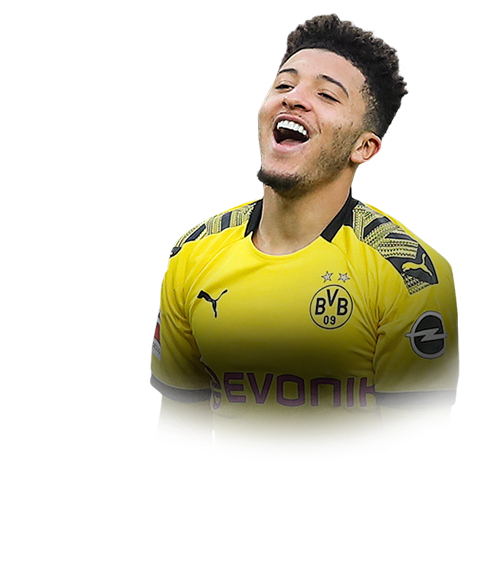 SANCHO FIFA 20 Team of the Week Gold