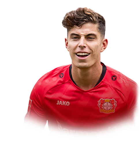 HAVERTZ FIFA 20 FUTmas