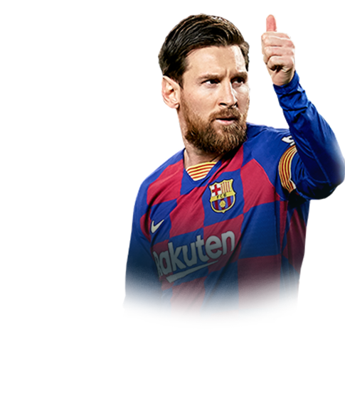 MESSI FIFA 20 La Liga POTM