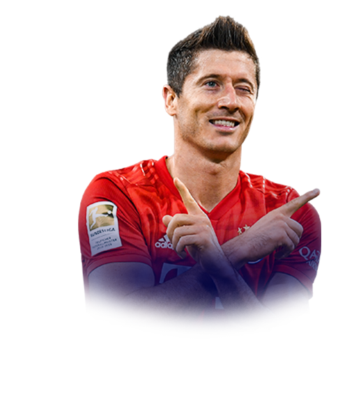 LEWANDOWSKI FIFA 20 TOTY Nominees