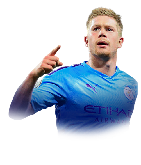 DE BRUYNE FIFA 20 Team of the Year
