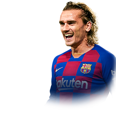 GRIEZMANN FIFA 20 Team of the Season Gold