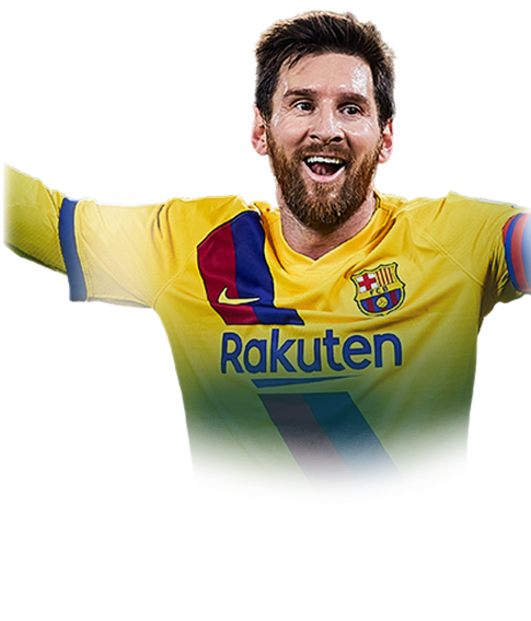 Messi FIFA 20 Shapeshifters