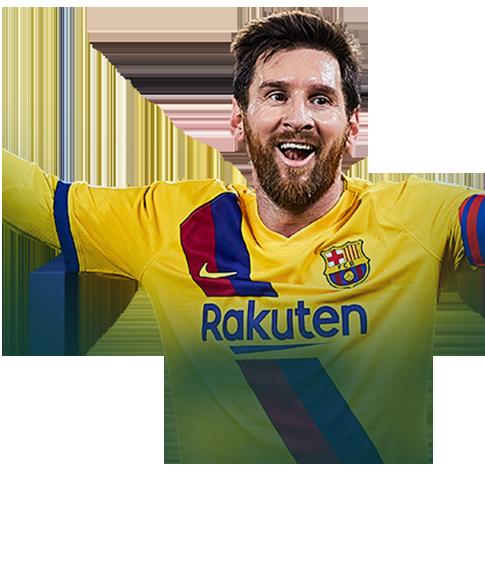 Messi FIFA 20 Shapeshifters