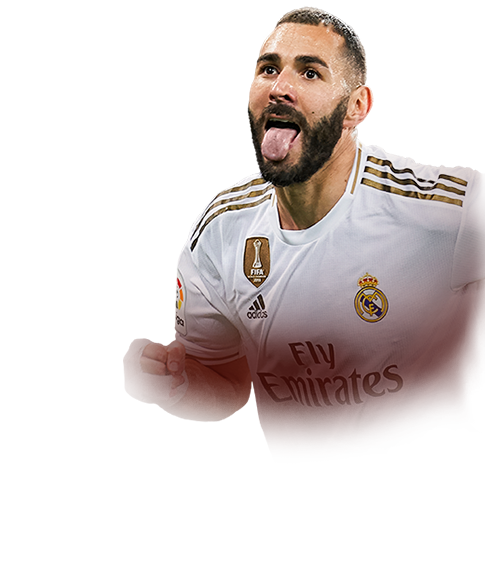 BENZEMA FIFA 20 Team of the Week Gold