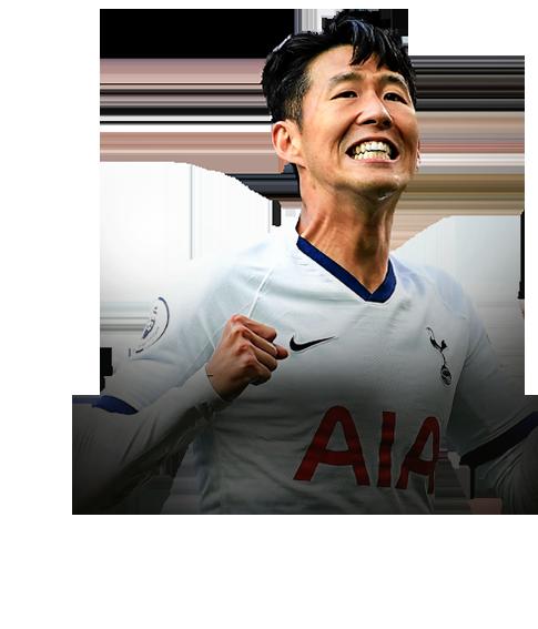 SON FIFA 20 TOTW Moments