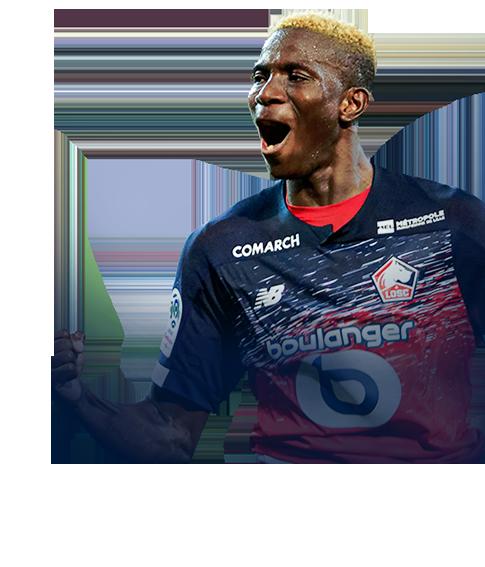 OSIMHEN FIFA 20 TOTS So Far