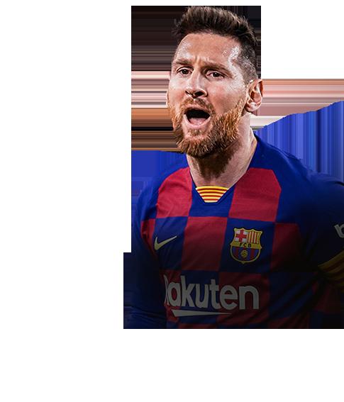 MESSI FIFA 20 TOTW Moments