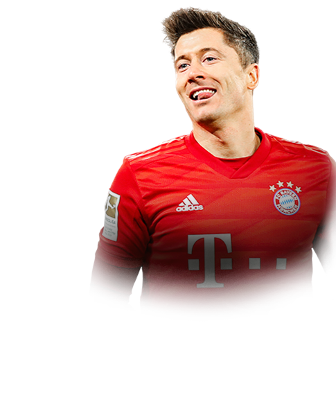 LEWANDOWSKI FIFA 20 Team of the Week Gold