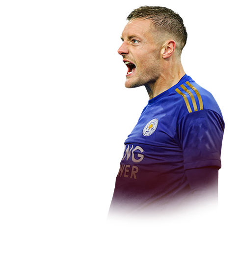 VARDY FIFA 20 Team of the Week Gold