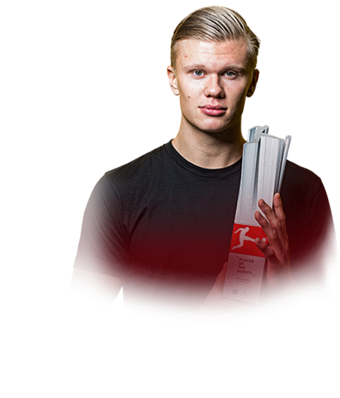 HÅLAND FIFA 20 Bundesliga POTM