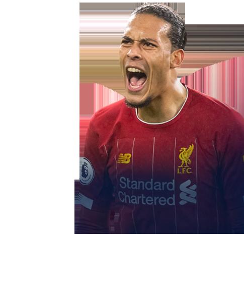 VAN DIJK FIFA 20 TOTS So Far