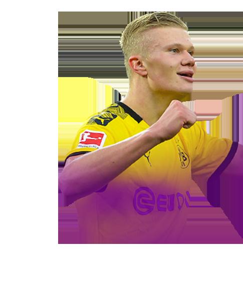 HÅLAND FIFA 20 Future Stars