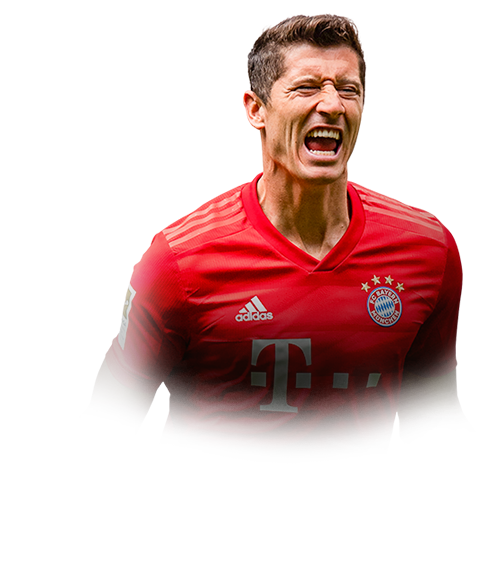 LEWANDOWSKI FIFA 20 TOTW Moments