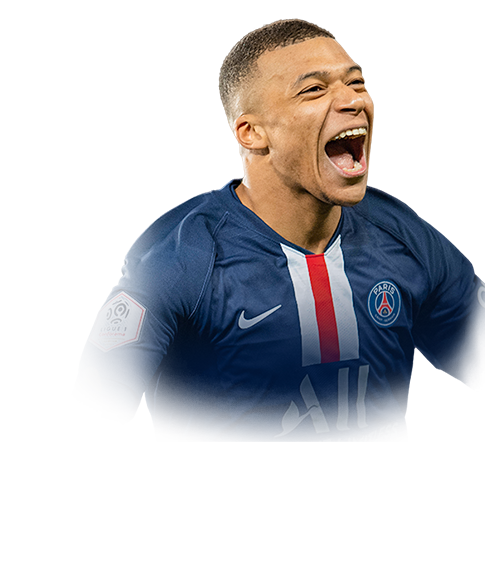 MBAPPÉ FIFA 20 Team of the Season Gold