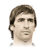 RAÚL FIFA 20 Icon / Legend