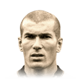 ZIDANE FIFA 20 Icon / Legend