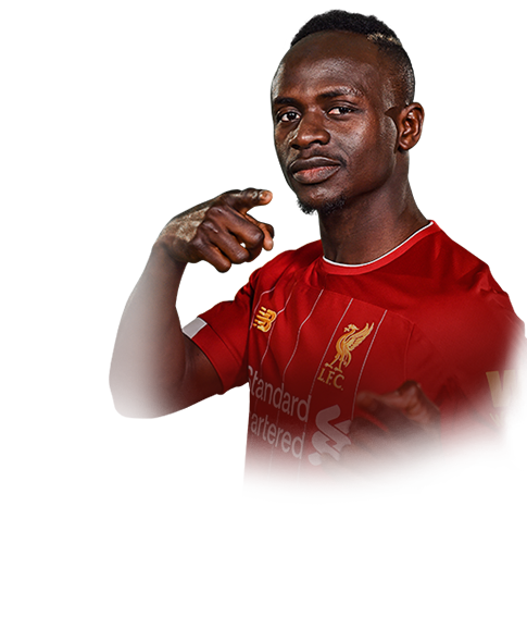 MANÉ FIFA 20 Team of the Week Gold