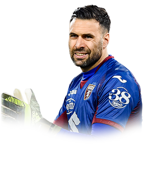 SIRIGU FIFA 20 Team of the Week Gold