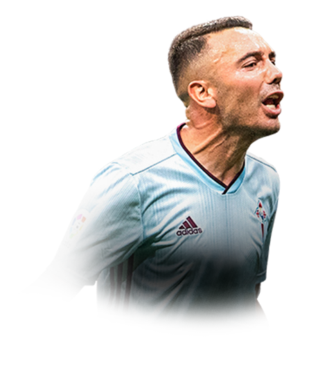 IAGO ASPAS FIFA 20 Ultimate Scream