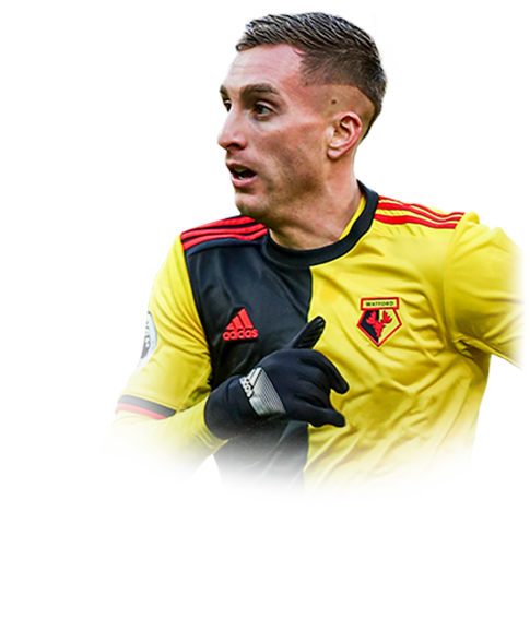 DEULOFEU FIFA 20 Team of the Week Gold