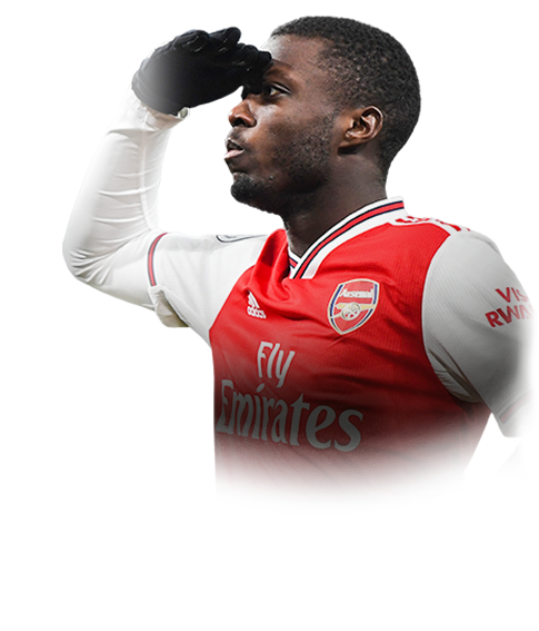 PÉPÉ FIFA 20 Ones to Watch