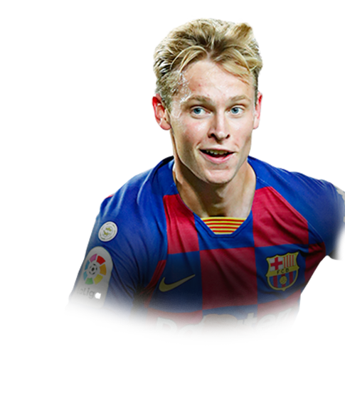 DE JONG FIFA 20 Ones to Watch