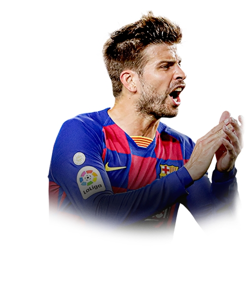PIQUÉ FIFA 20 Ultimate Scream