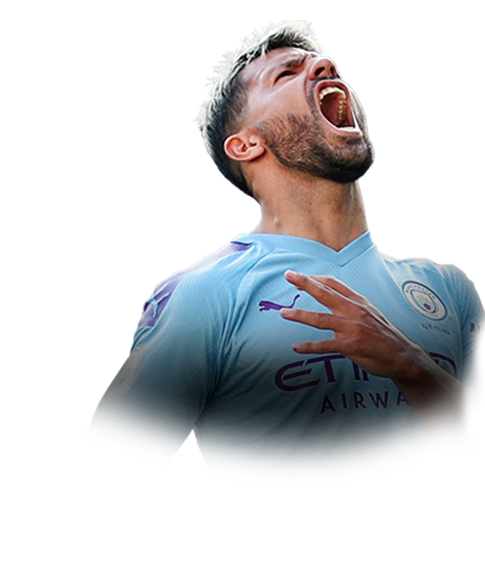 AGÜERO FIFA 20 Ultimate Scream