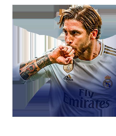 RAMOS FIFA 20 Champions League TOTT