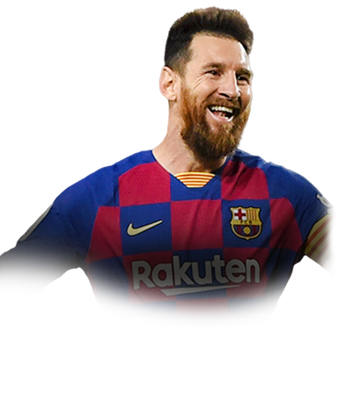 MESSI FIFA 20 Team of the Week Gold