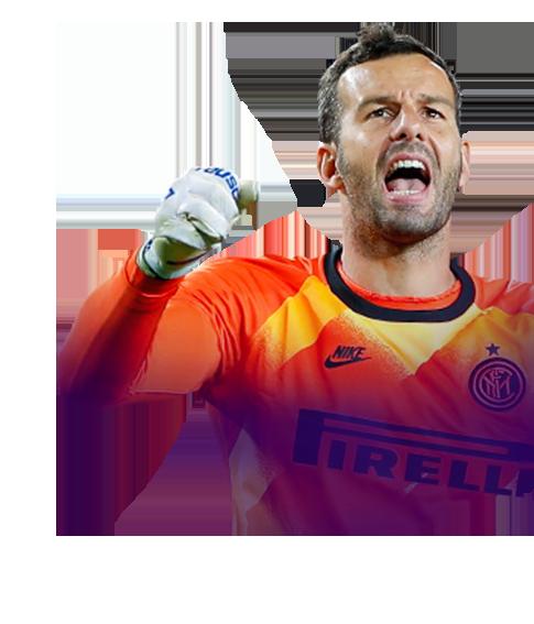 HANDANOVIČ FIFA 20 Europa League SBC