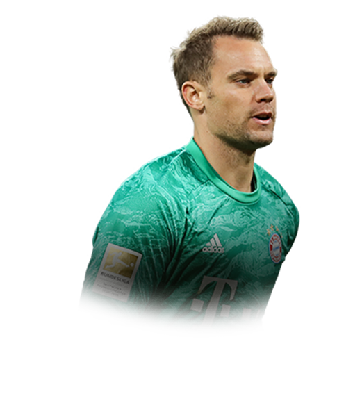 NEUER FIFA 20 Team of the Week Gold