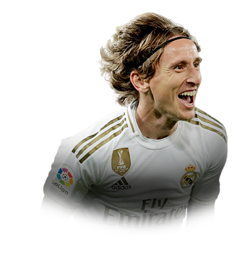 MODRIĆ FIFA 20 Team of the Week Gold
