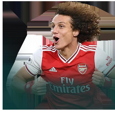 DAVID LUIZ FIFA 20 Shapeshifters