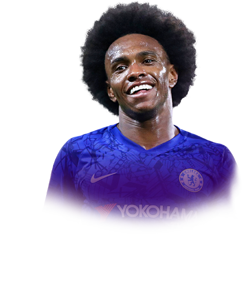 WILLIAN FIFA 20 Champions League Live