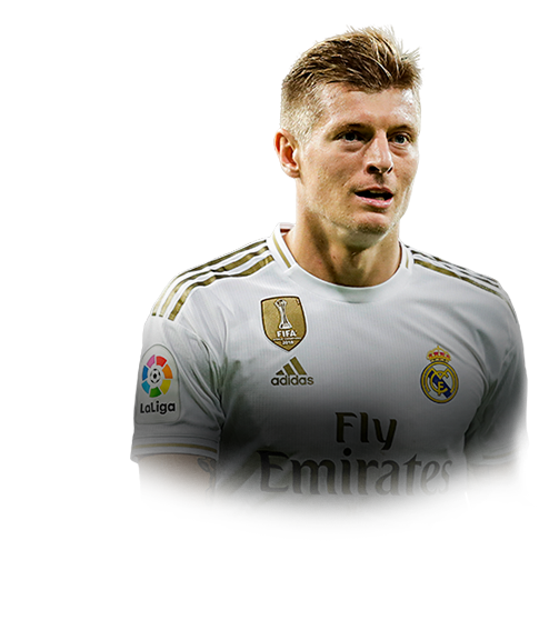 KROOS FIFA 20 Ultimate Scream