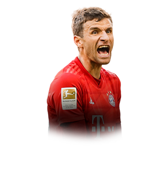 MÜLLER FIFA 20 Ultimate Scream