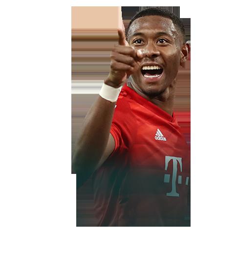 ALABA FIFA 20 Shapeshifters