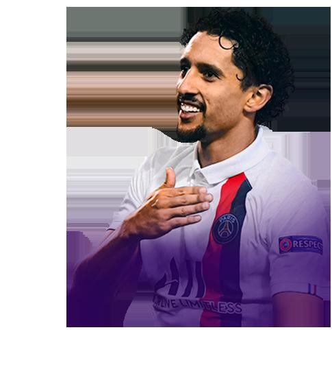 MARQUINHOS FIFA 20 Champions League Live