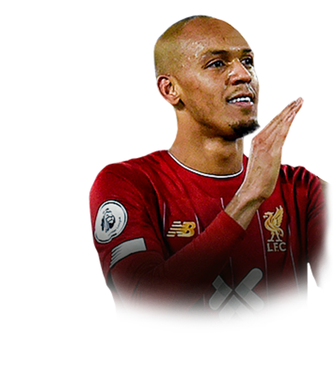 FABINHO FIFA 20 Team of the Week Gold