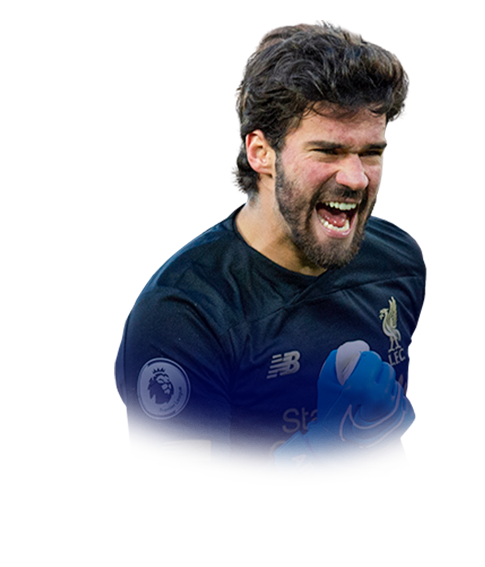 ALISSON FIFA 20 TOTY Nominees
