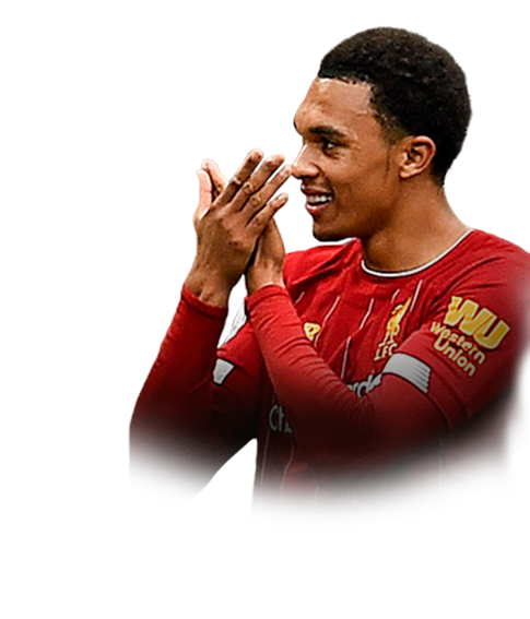 ALEXANDER-ARNOLD FIFA 20 Team of the Week Gold