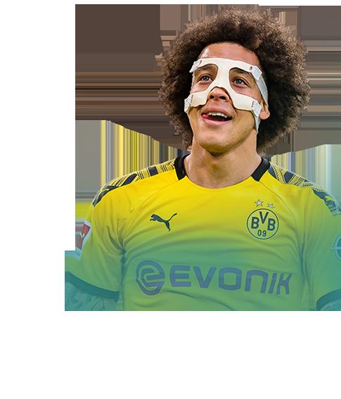 WITSEL FIFA 20 Flashback SBC