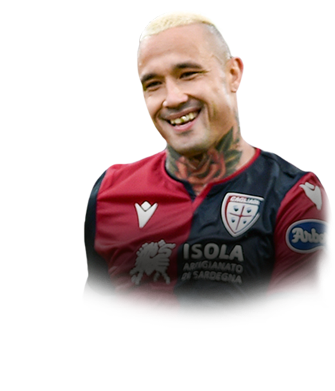 NAINGGOLAN FIFA 20 Team of the Week Gold