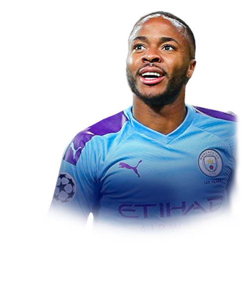 STERLING FIFA 20 Champions League TOTT
