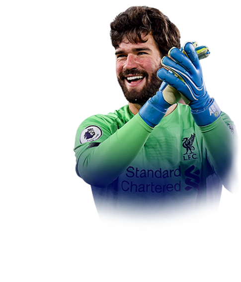 ALISSON FIFA 20 Team of the Year