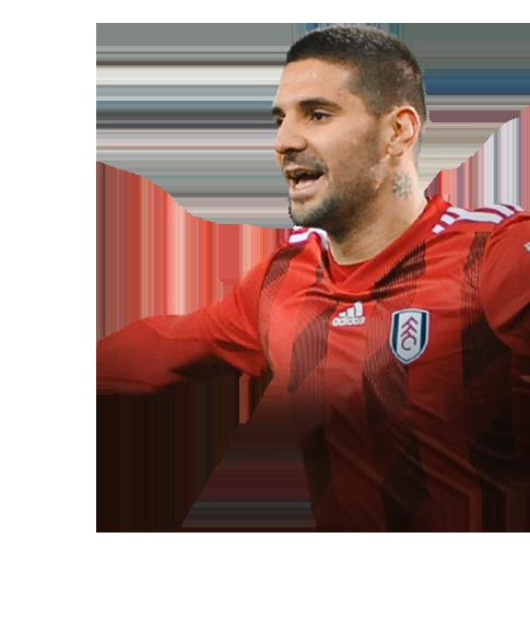 MITROVIĆ FIFA 20 Team of the Week Gold