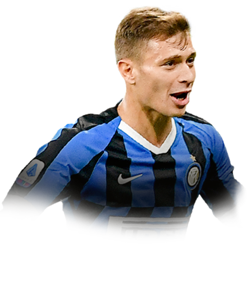 BARELLA FIFA 20 Team of the Week Gold